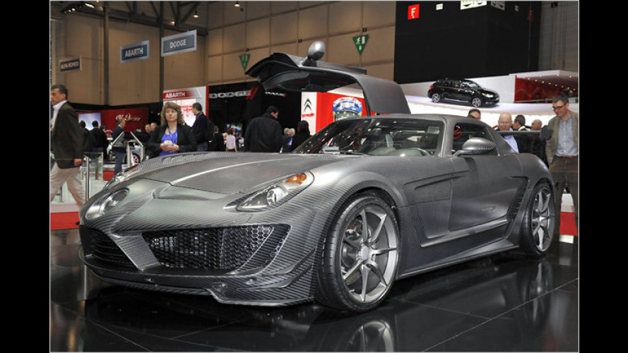 Mansory Cormeum: Hannibal im Karbon-Outfit