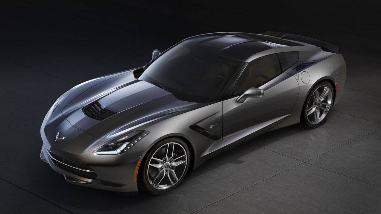 2014 Chevrolet Corvette Stingray 13.1.2013