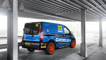 Toyota Proace to compete in British Touring Van Championship