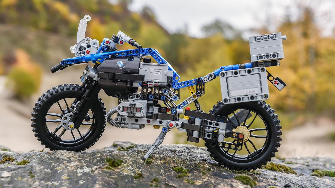 BMW R 1200 GS Lego Technic