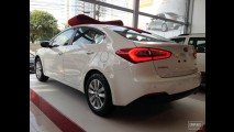 De olho no Brasil, Kia confirma produção do Cerato no México