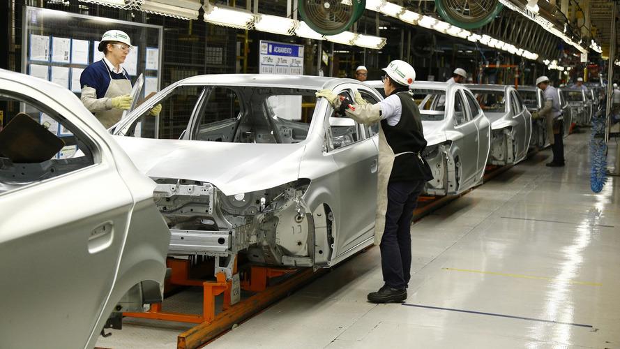 Fabrica GM Gravatai - Onix