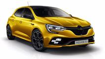 Renault Mégane R.S. IV rendus