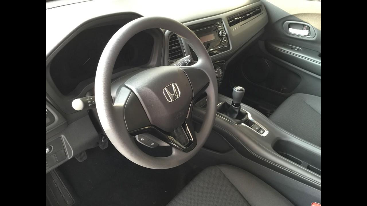 Ele existe! Encontramos o Honda HR-V manual à venda