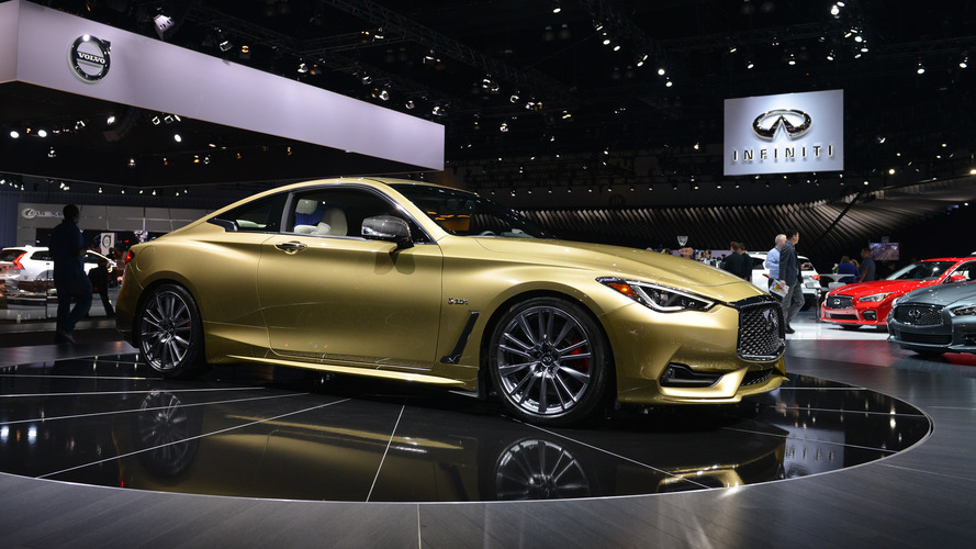 Infiniti Q60 Neiman Marcus Edition looks at home in L.A.