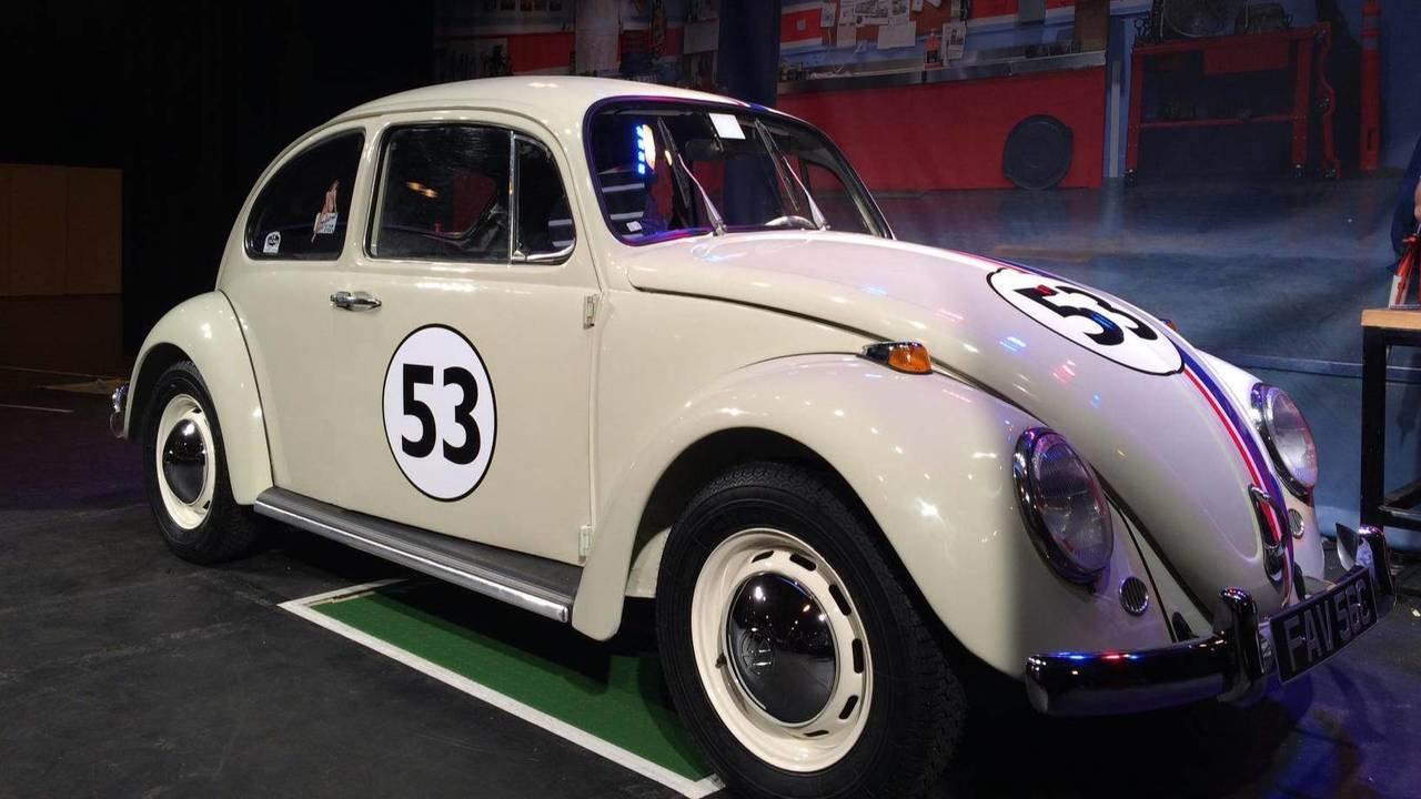 Volkswagen Beetle, Herbie