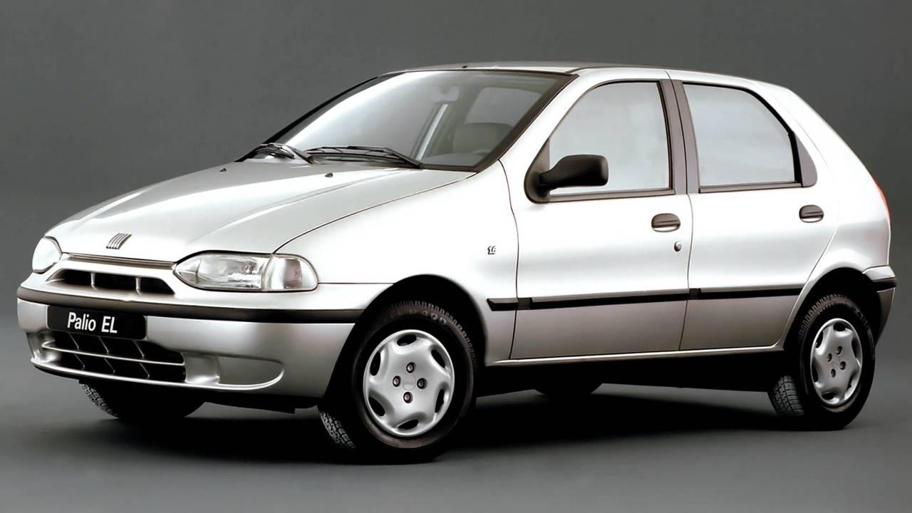 Modelo 1996  - 1ª geração (1996 a 2000)
