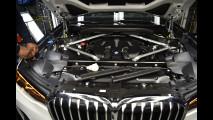 BMW X7 prototipo de producción