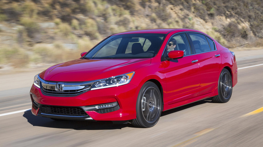 2017 Honda Accord Sport Special Edition announced for U.S.