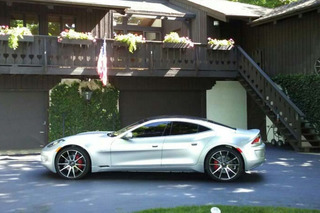 First V8-Powered Fiskers Being Delivered to Customers