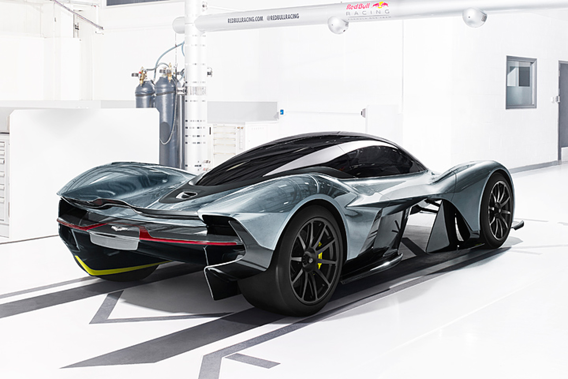 Meet the All-New Aston Martin Red Bull Hypercar