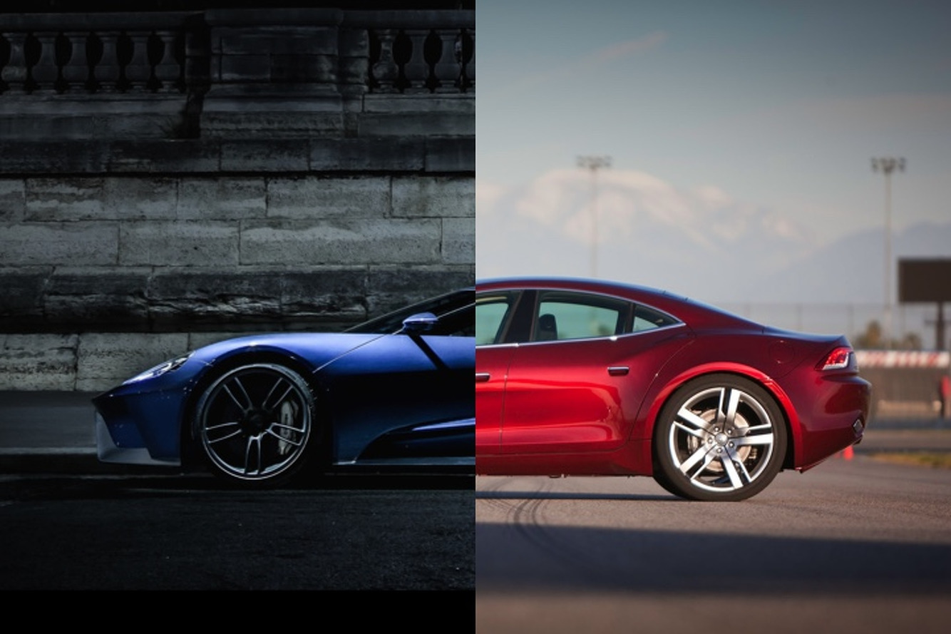Ford GT Assistant Chief Engineer Leaves to Rebuild Karma (Fisker)