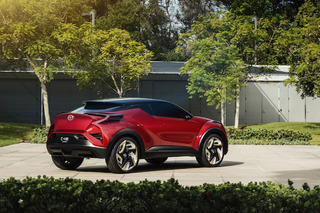 2015 Scion C-HR Concept Was Designed With 'Yuccies' in Mind