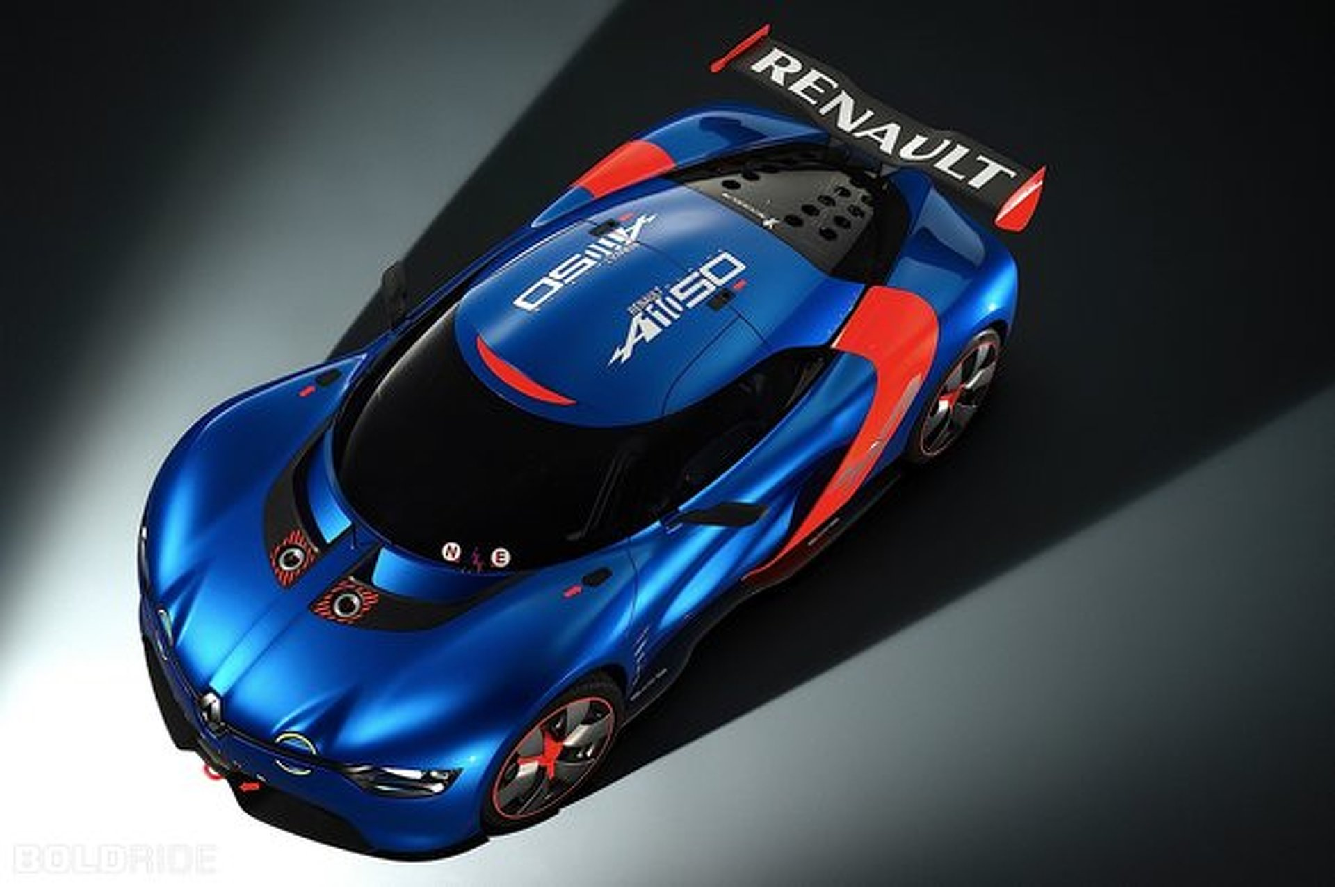 Wheels Wallpaper: Renault Alpine A110-50 Concept
