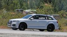 Audi Q8 test aracı