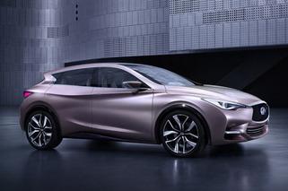 Infiniti Unveils Segment-Busting Q30 Concept