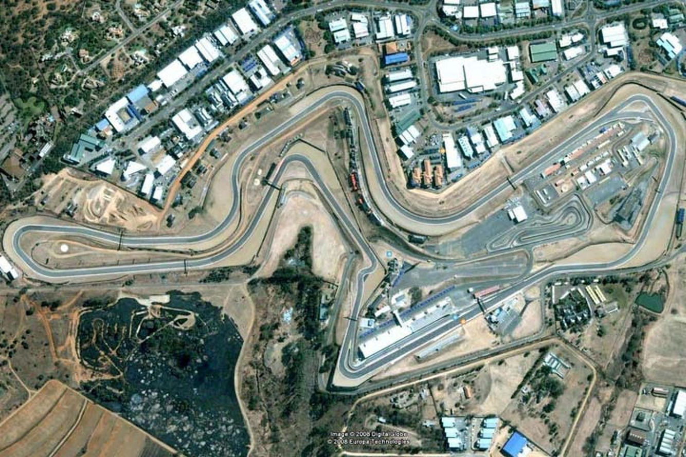 Porsche Bought South Africa's Kyalami Race Track