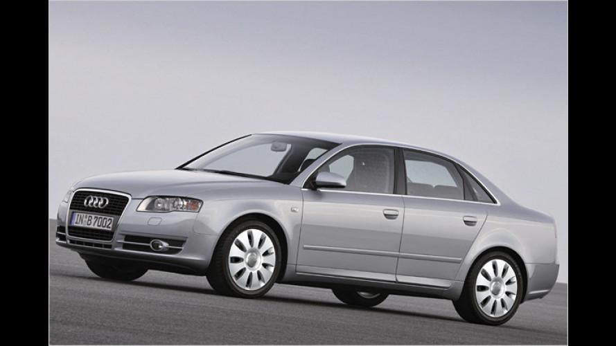 Audi senkt den Spritverbrauch des A4: Neuer 1,9-TDIe-Motor