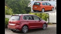 Volkswagen Golf Sportsvan makyaj