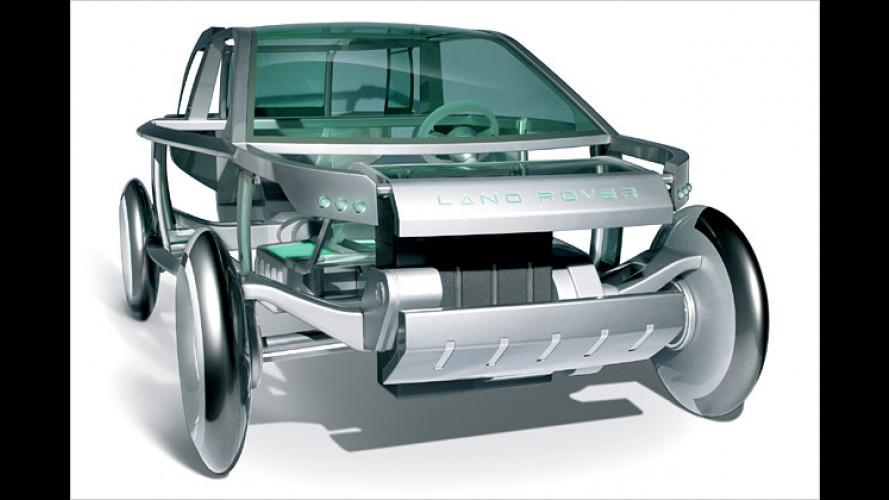 Land Rover: Studie ,Land_e