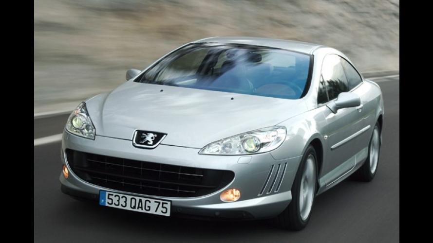 Peugeot macht Preis fix: 407 Coupé ab Oktober bestellbar