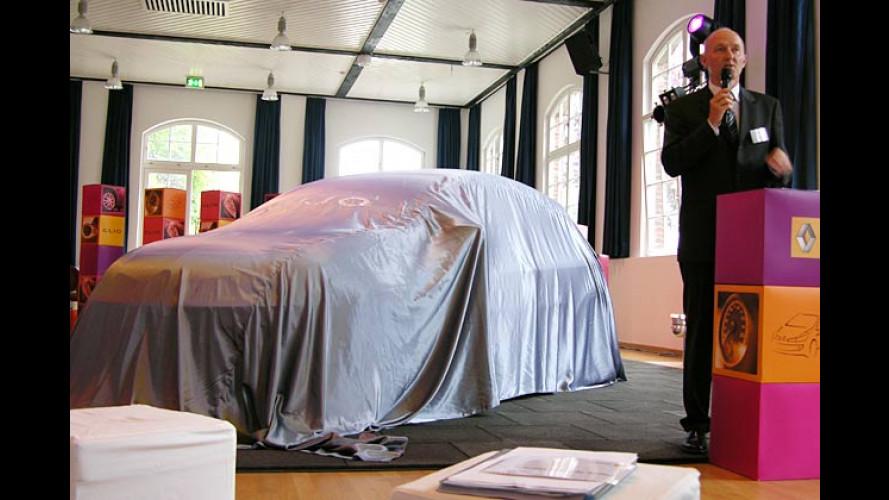 Neuer Renault Clio: Kleiner nun schon fast vier Meter lang