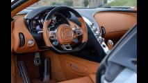 Bugatti Chiron, la prova su strada