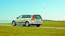 Volvo V70 Plug-in hybrid demonstration car