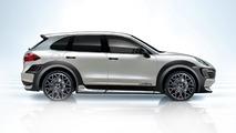 speedART TITAN EVO based on Porsche Cayenne II previewed