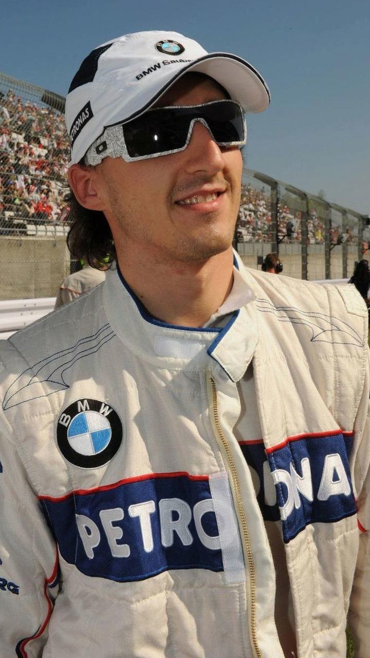Robert Kubica (POL), BMW Sauber F1 Team, Japanese Grand Prix, Suzuka, Japan, 04.10.2009