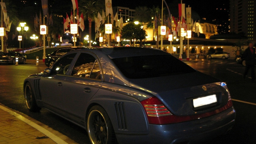 FAB Design Maybach in Monaco