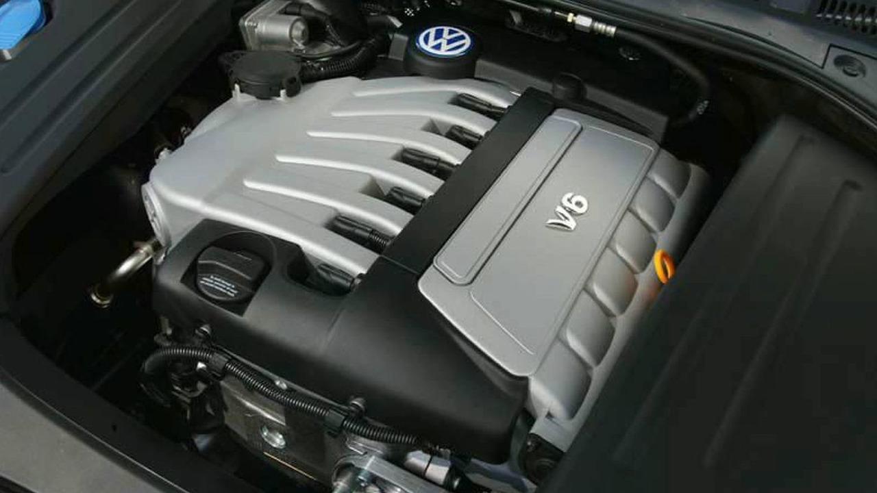 VW Touareg 3.2l V6