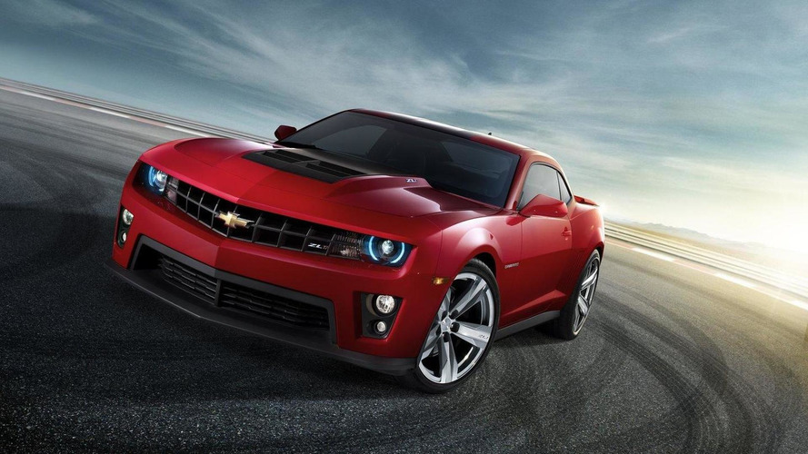 Chevy to issue a special edition Camaro twice a year