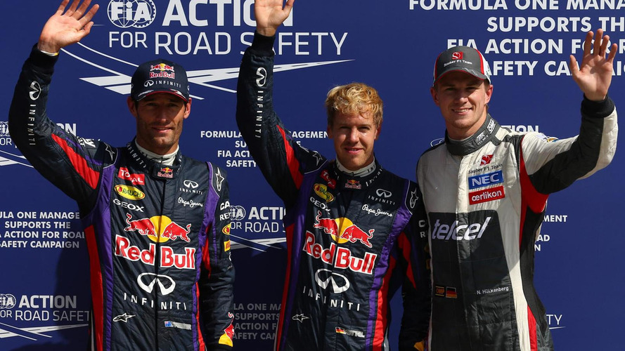 Red Bull dominate Italian Grand Prix qualifying [results]