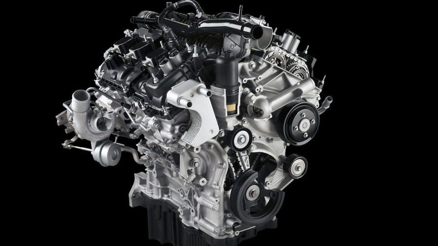 2015 Ford F-150 V6 engine specifications announced [video]