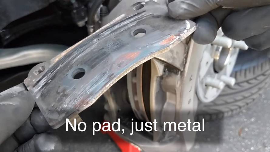 Check Out These Toasted Tesla Model 3 Brakes