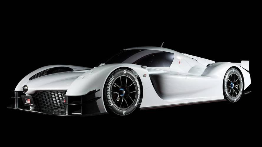 Toyota GR Super Sport Concept, un samurái único