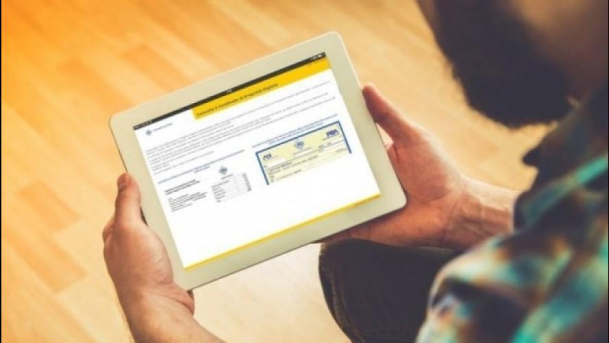 Certificato di Proprietà digitale, la