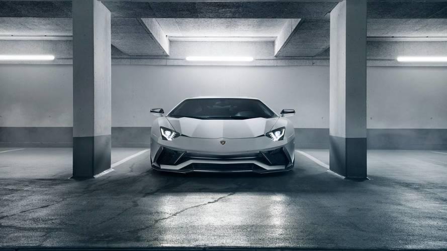 Lamborghini Aventador S 2018, preparado por Novitec