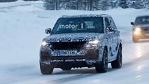 Land Rover Range Rover Coupé Photos espion