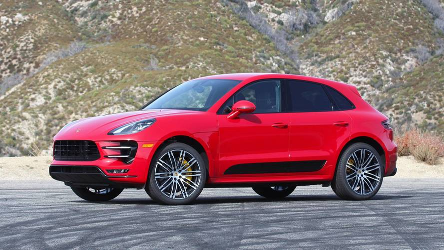 2018 Porsche Macan Turbo Review: Sports Car On Stilts