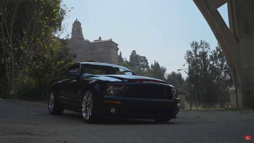 Knight Rider Car For Sale >> Bad: Ford Mustang in Knight Rider (2008 TV Series) photo