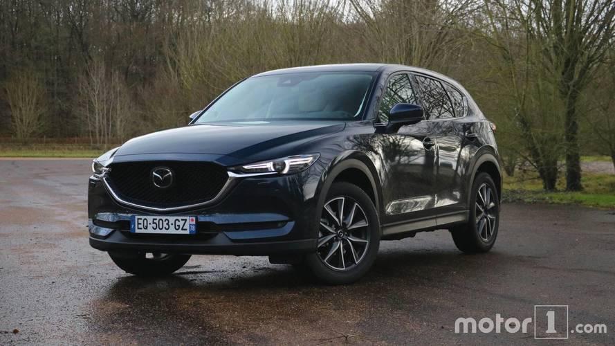 Mazda fait confiance au diesel pour ses SUV