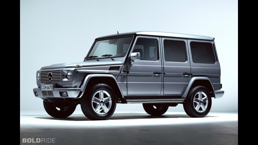Mercedes-Benz G-Class Grand Edition