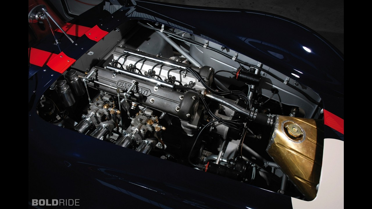 Maserati 250S