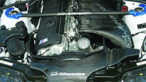 MK Motorsport airbox system for E46 BMW M3