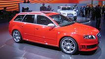Audi RS 4 Avant at Geneva