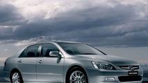 Honda Accord: Revised Styling (AU)
