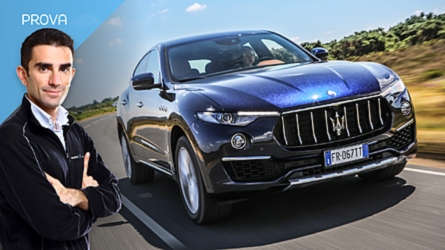 Maserati Levante MY2019, la prova del V6 da 430 CV
