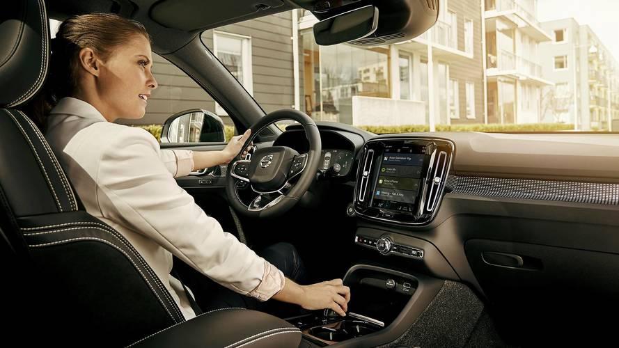 Volvo terá sistema de entretenimento integrado com serviços do Google